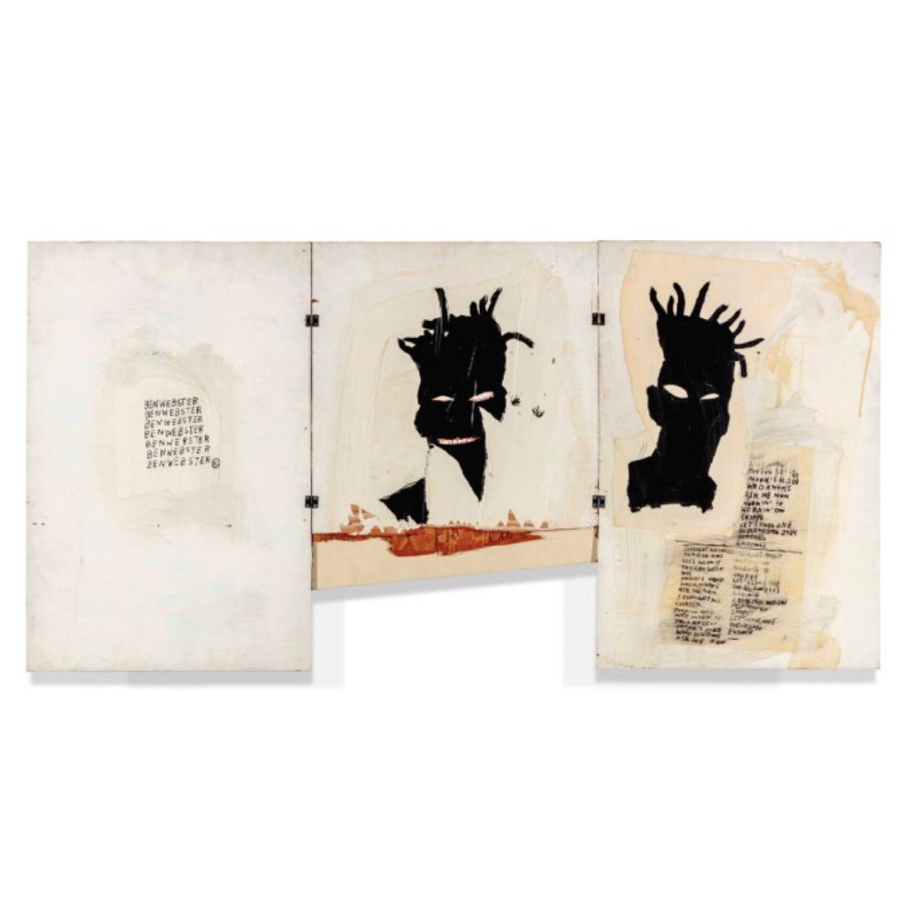 #deadartistsociety Basquiat