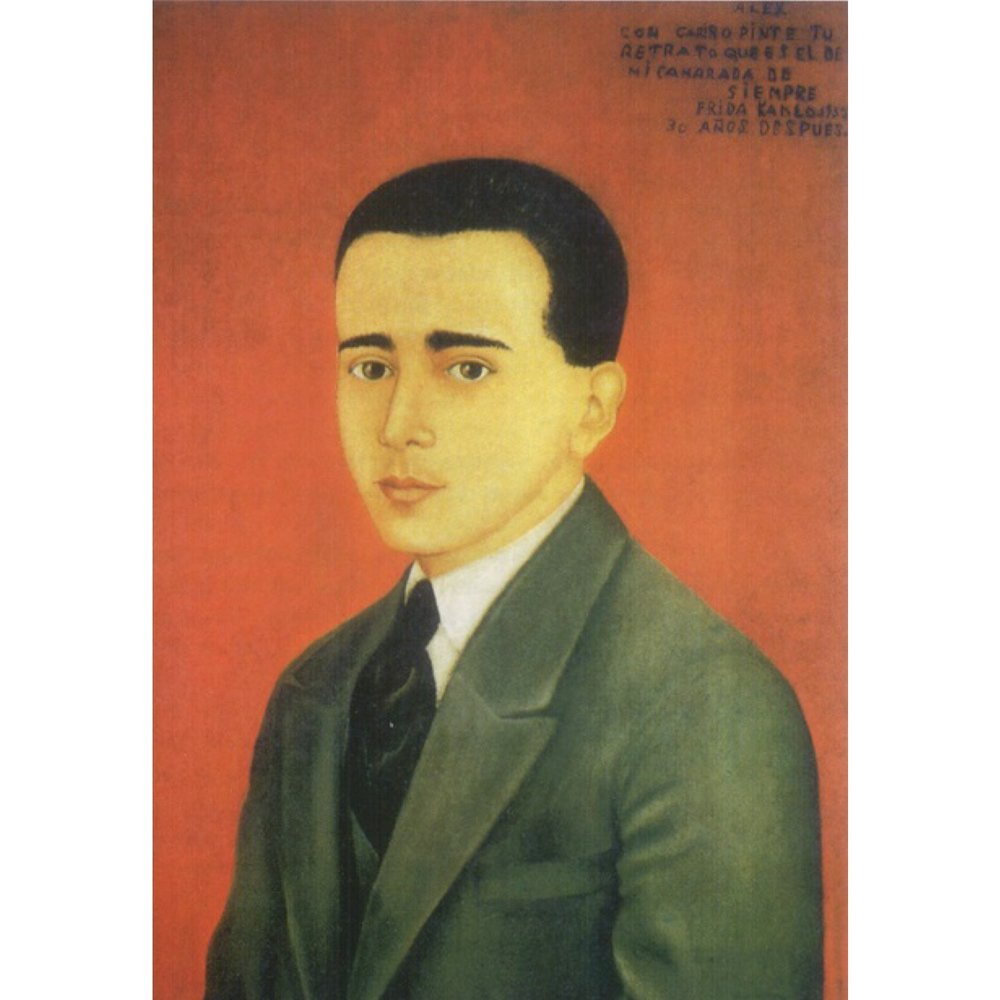 portrait of Alejandro