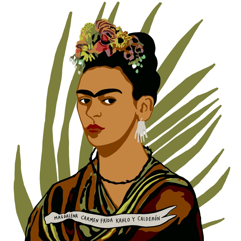 crystal moody | #deadartistsociety Frida Kahlo
