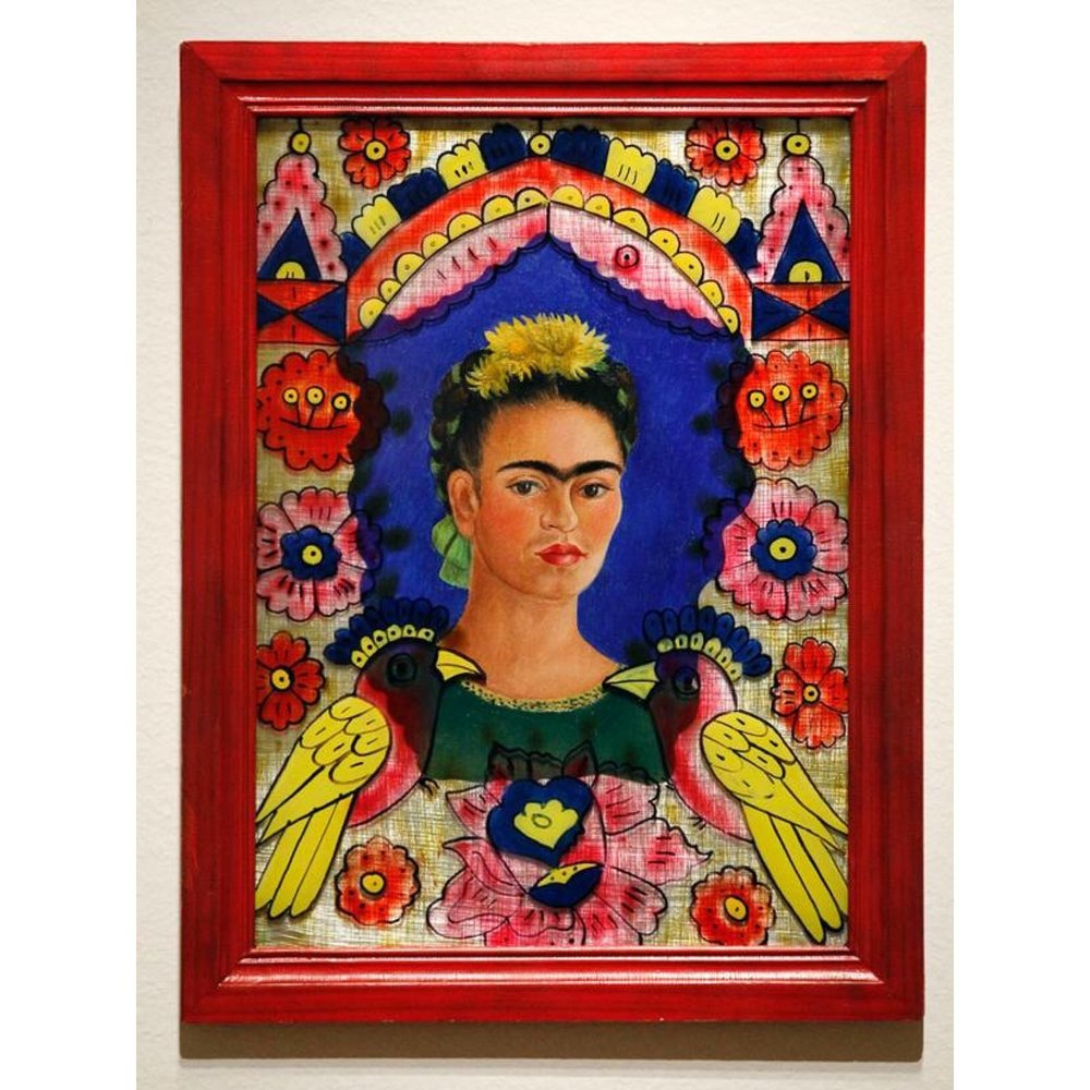#deadartistsociety Frida Kahlo
