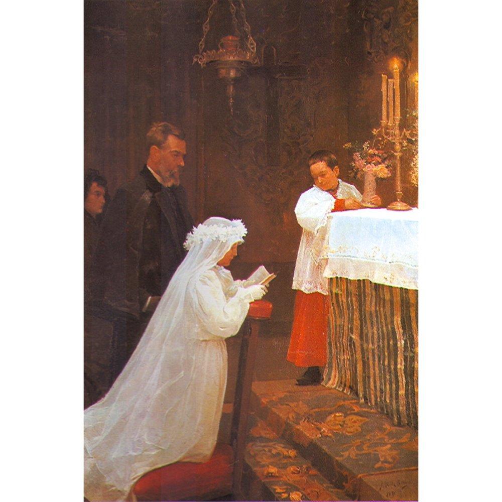 First Communion 1895/1896