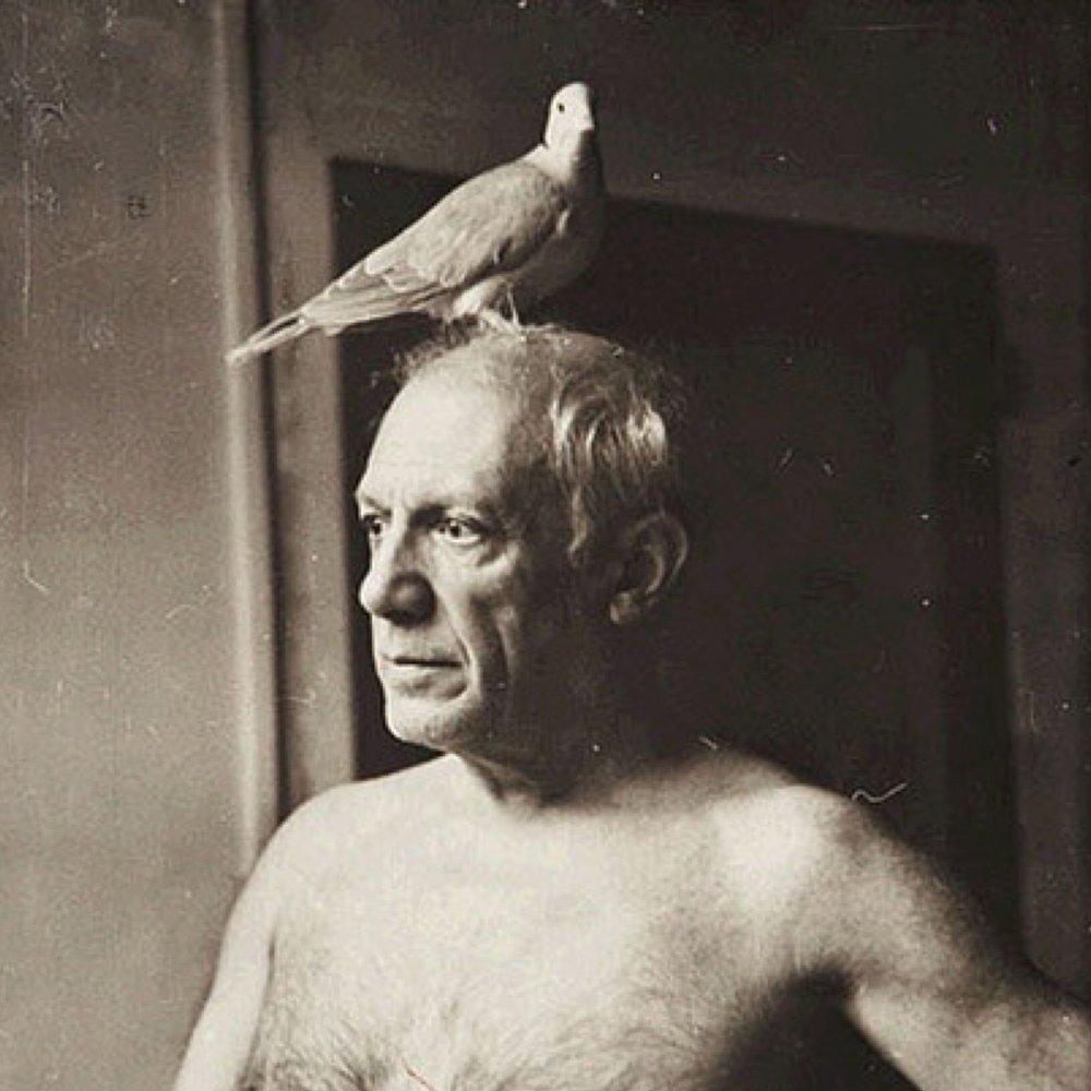 #deadartistsociety | Picasso