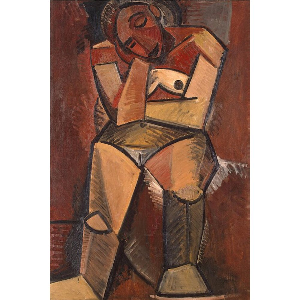 Seated Woman, 1908