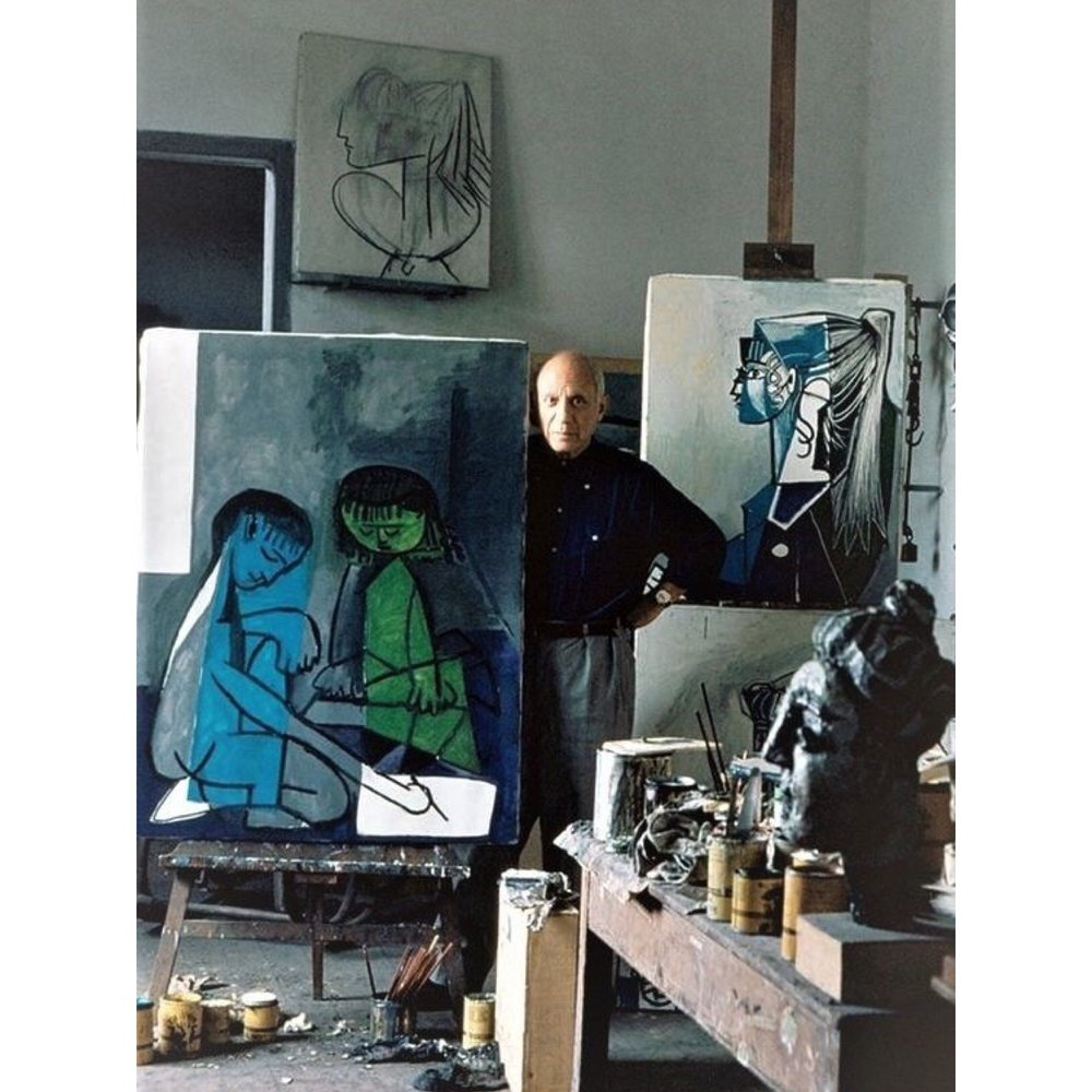 #deadartistsociety Picasso