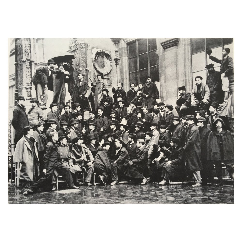 Gustave Moreau's class of 1897