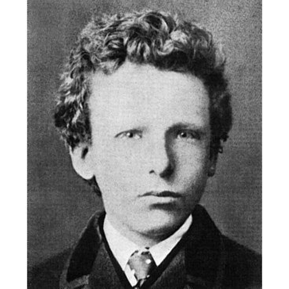 #deadartistsociety   Vincent van Gogh