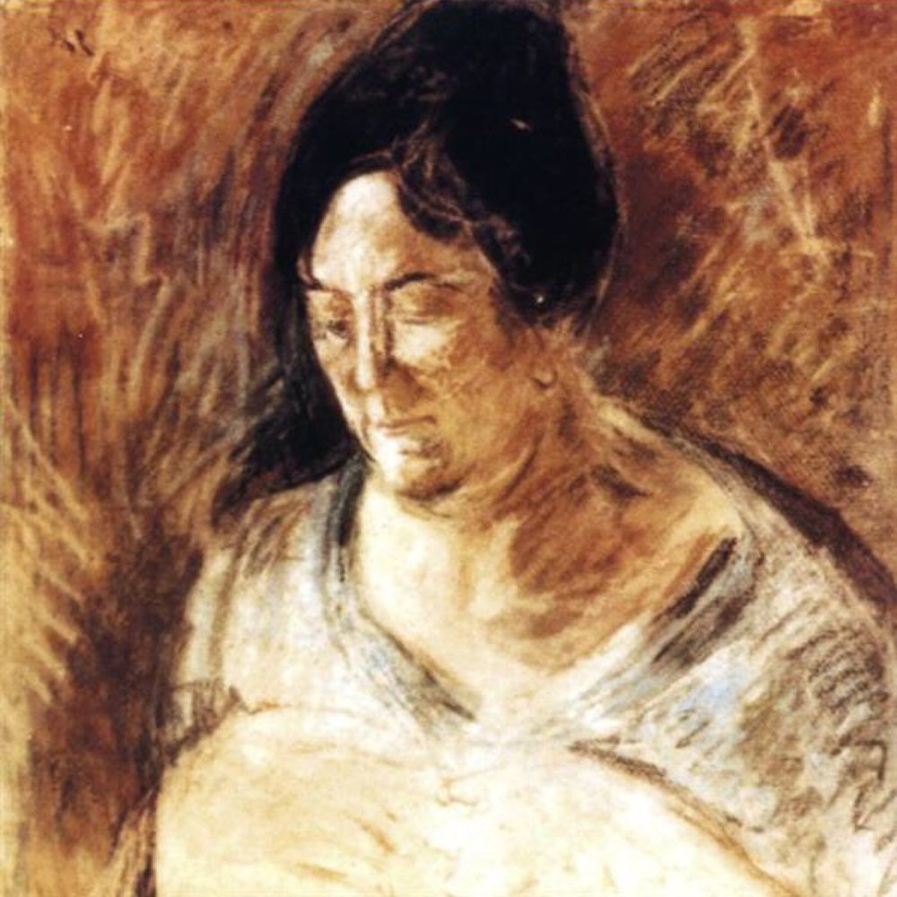 Portrait of the Artist's Mother, 1920