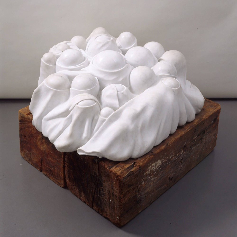 Commul I, 1969 marble