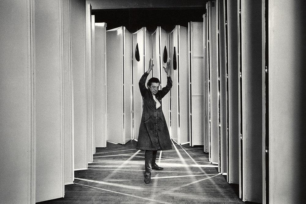 #deadartistsociety Louise Bourgeois