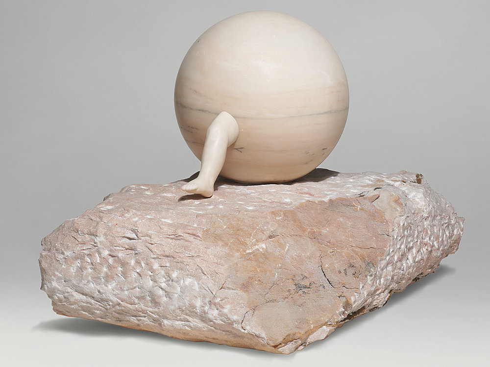 Louise Bourgeois, Untitled (With Foot No. 2)