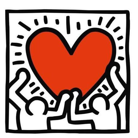 #deadartistsociety Keith Haring