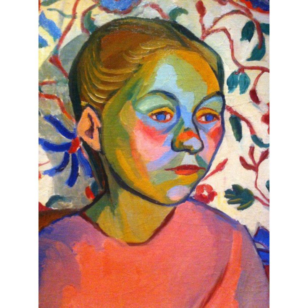 Finnish Woman, 1907-1908