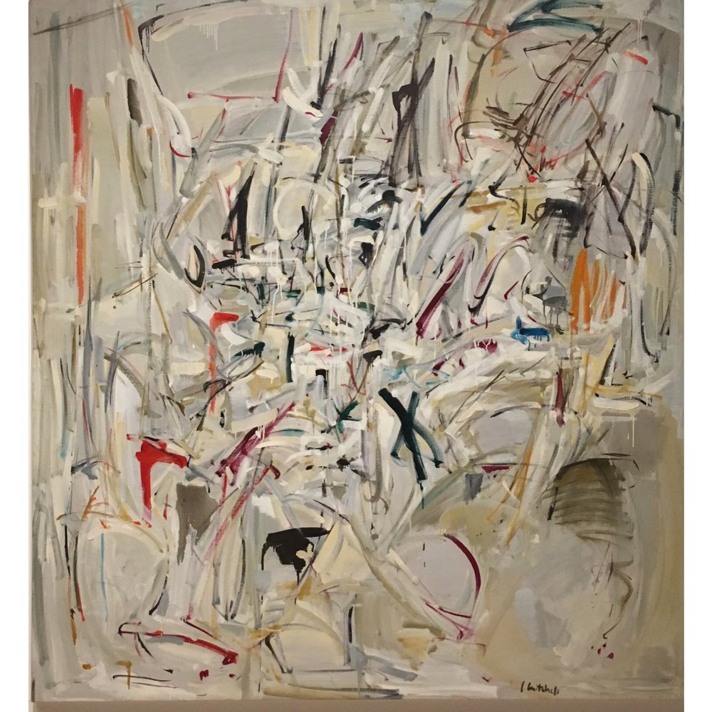 Untitled, 1952-53 (this is the one I always visit at Crystal Bridges Museum)