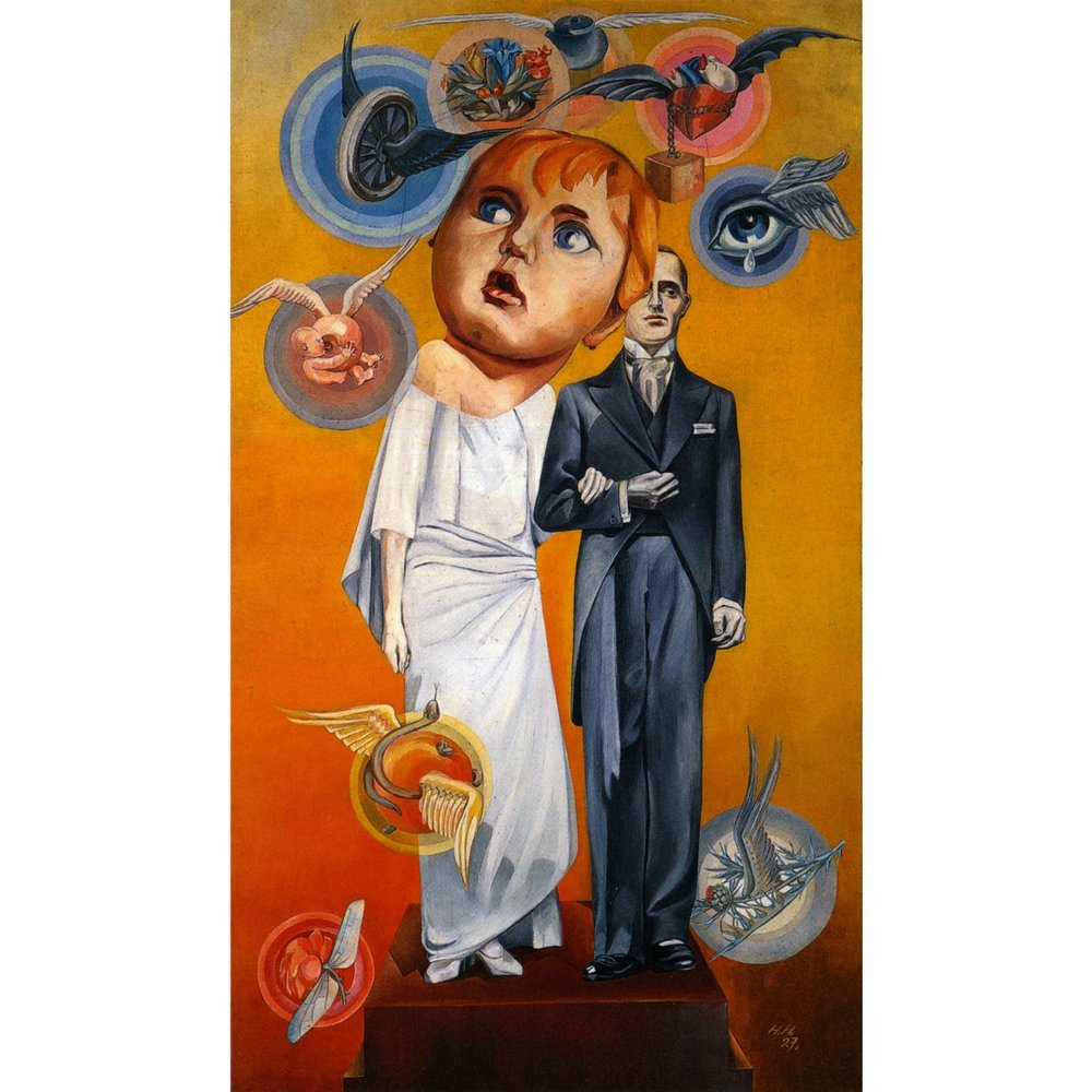 The Bride (Pandora), 1924-1927