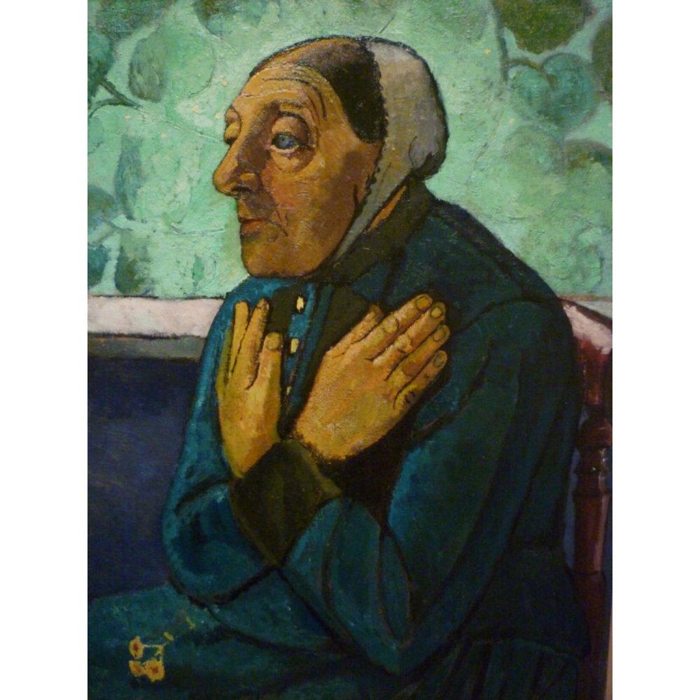 Old Peasant Woman, 1905