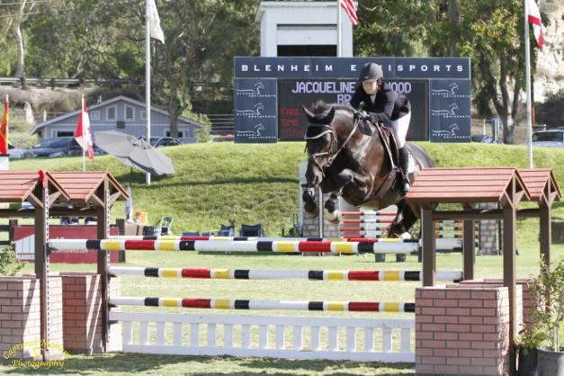 Brave and Jackie 1.20m