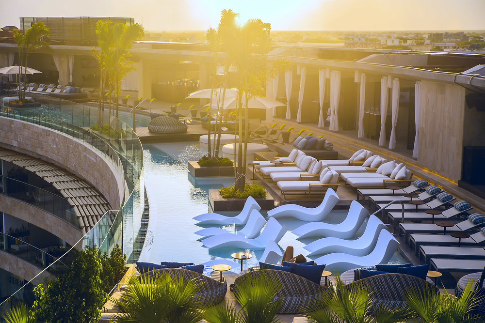 Thompson Playa del Carmen. Photo Cred: Thompson Hotels