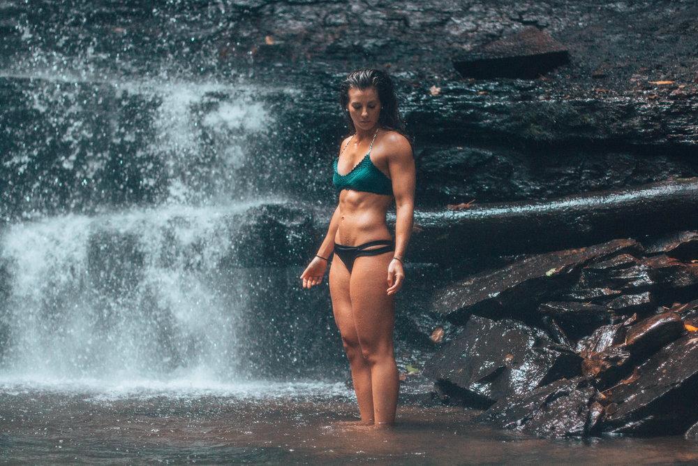 Cucumber Falls- Ohiopyle, Pa