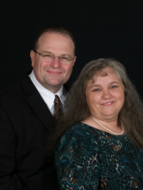 Pastor Stephen Sorrell and his Wife Mrs. Jill
