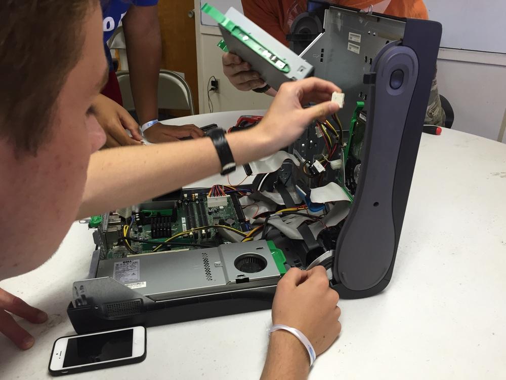 Computer repair!