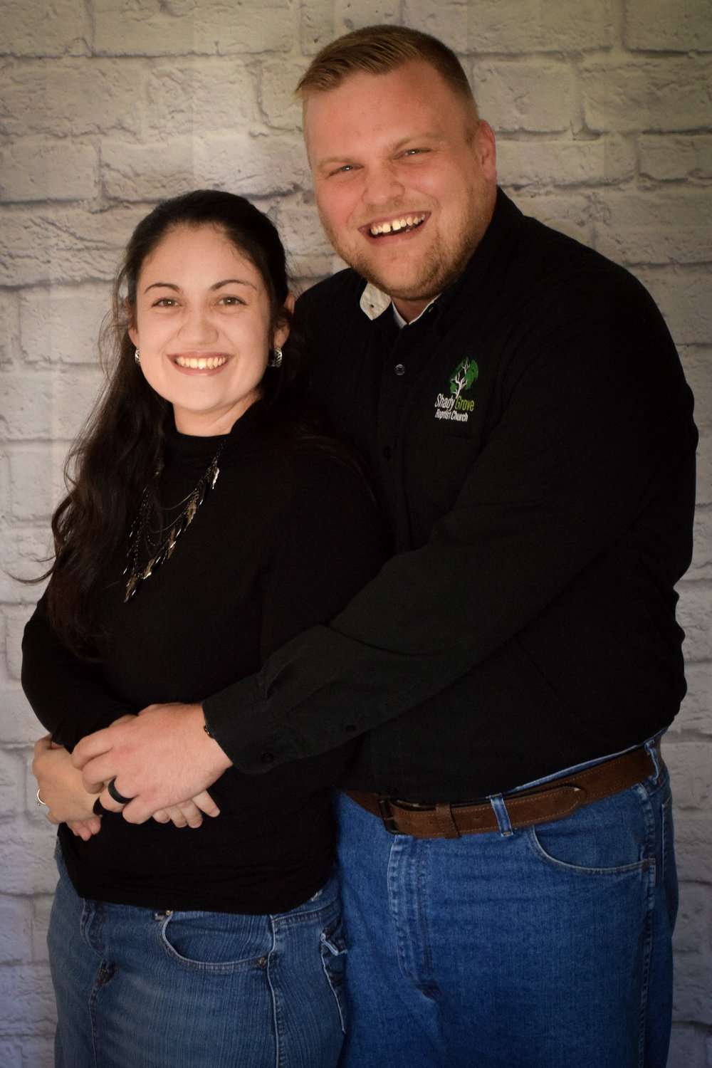 Our Pastor    Nick Sorrell and his wife Mrs. Sarah