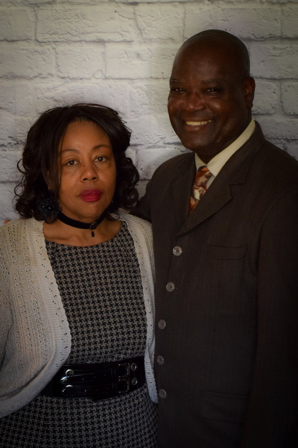 Our Deacon     Bro. Toney Wells and his wife Mrs Vyllis