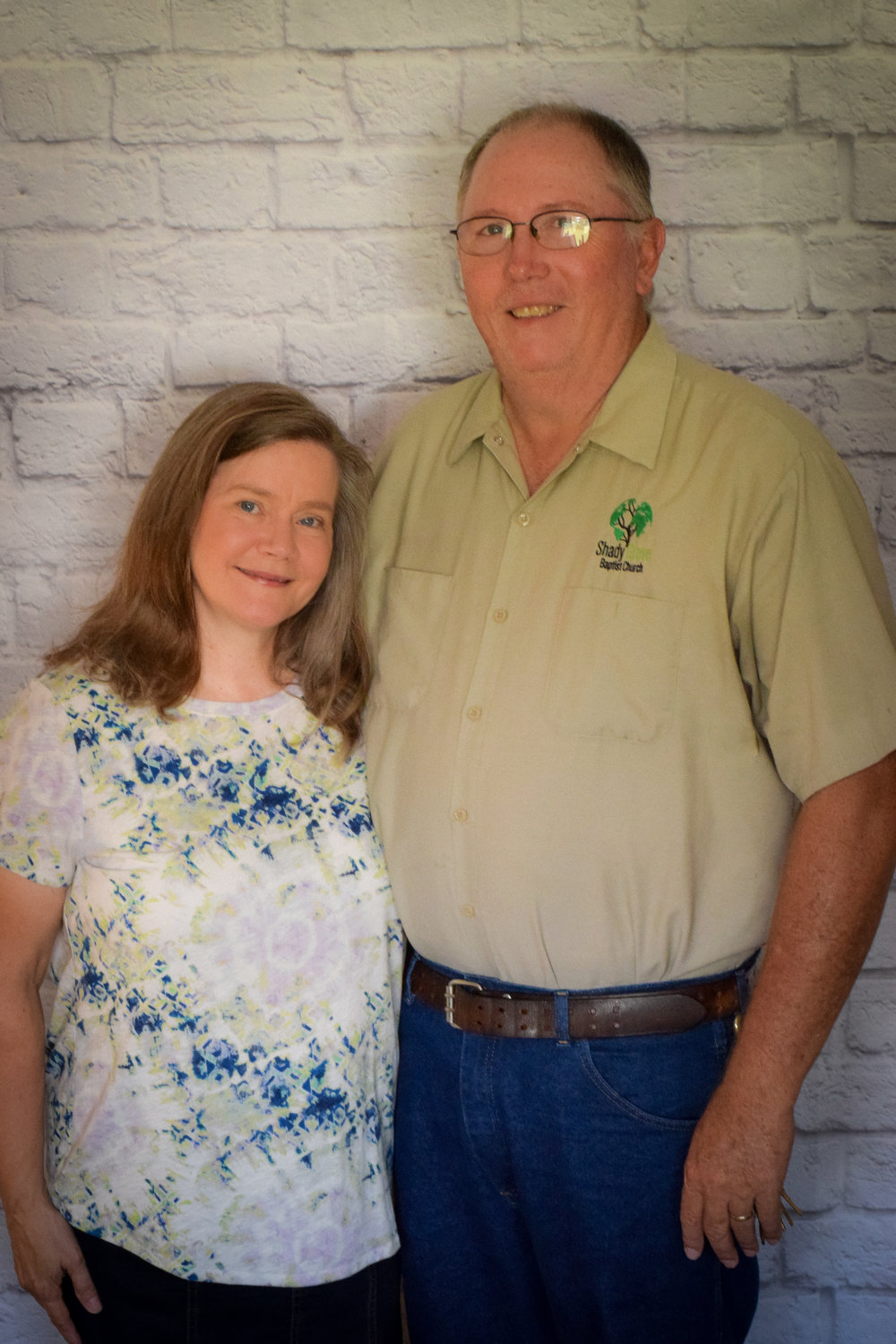 Our Operations Manager    Bro. Jimmy Faires and his wife Mrs. Mary