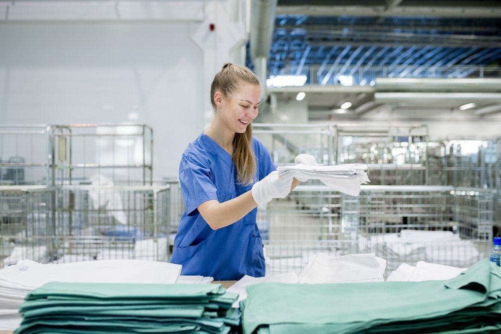 Lærling - Nor Tekstil ønsker lærlinger i vaskerifaget. For å se om vi har noe ledig, eller for å sende oss en åpen søknad, se våre ledige stillinger.