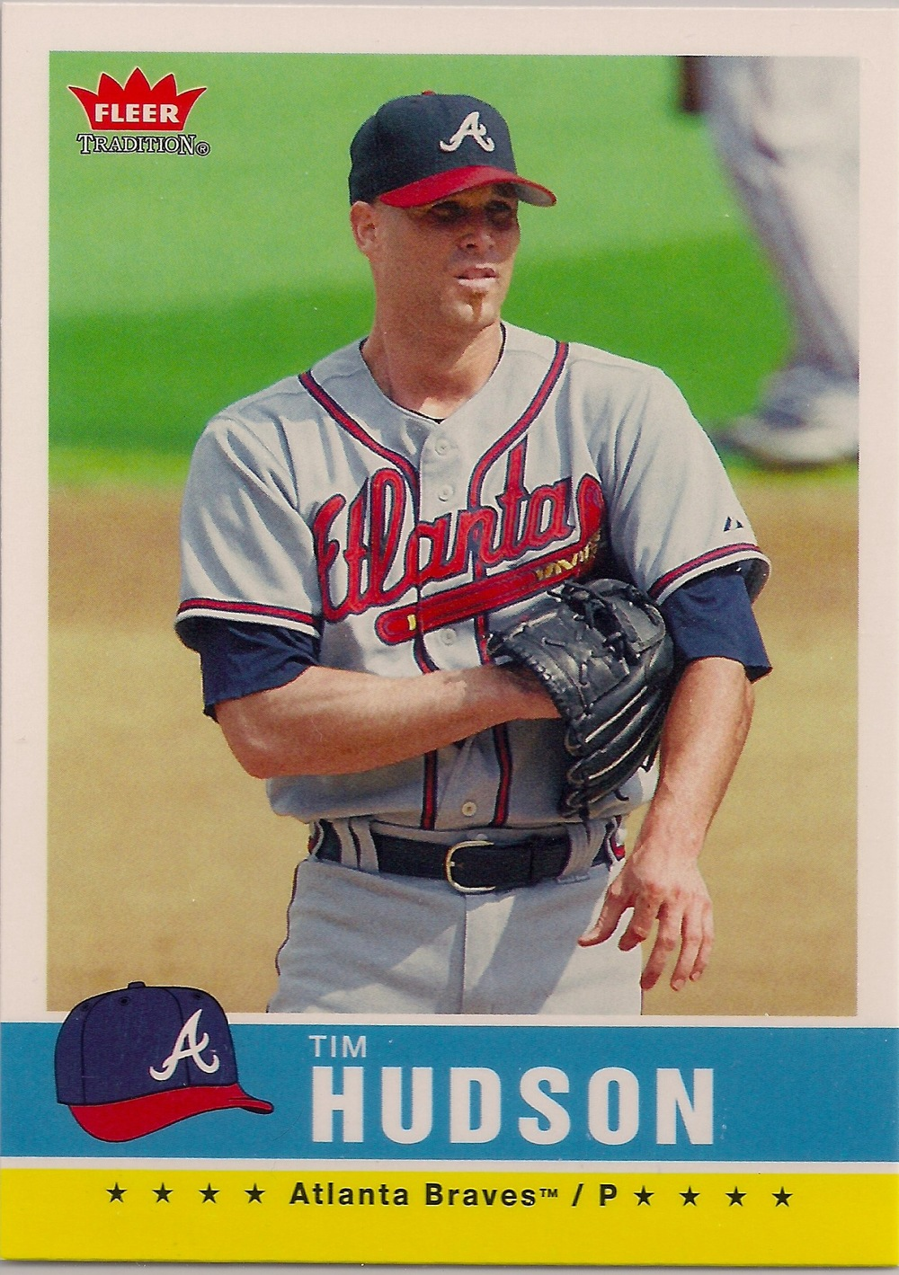 2006 Fleer Tradition #4
