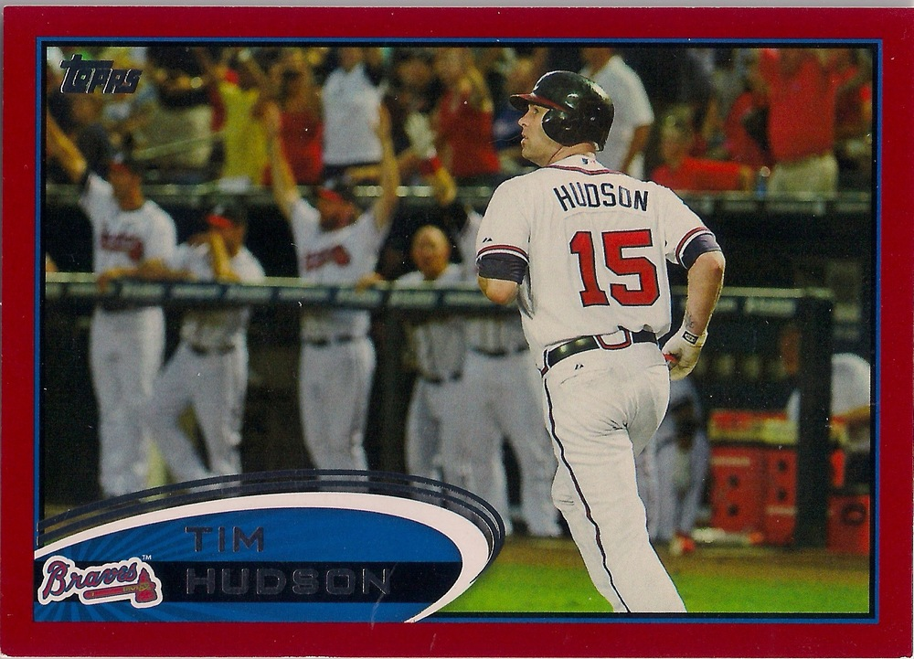 2012 Topps Red (Target Exclusive) Parallel #58