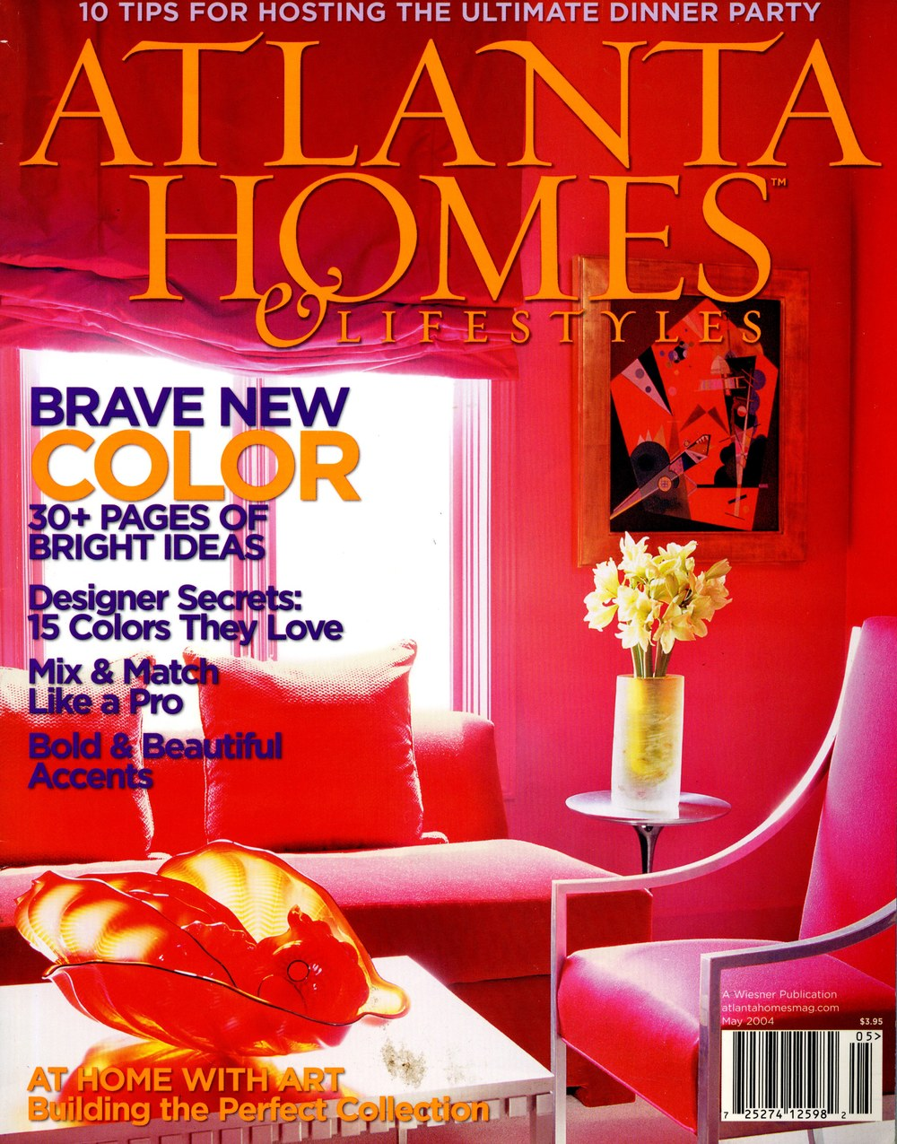Atlanta Homes and Lifestyles  May 2004