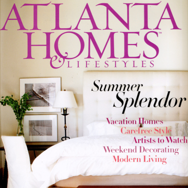 Atlanta Homes and Lifesytles  June 2010