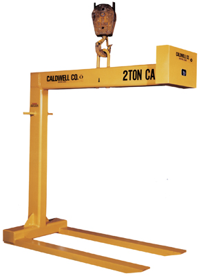 Model 90 Fixed Fork Pallet Lifter