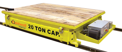 On-Rail Transfer Cart
