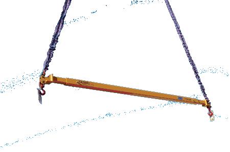 Model 14 Modular Spreader Beam