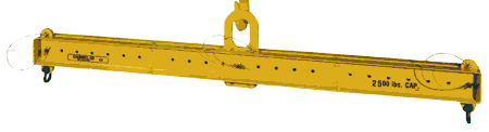 Model 17 Adjustable Lifting Beam