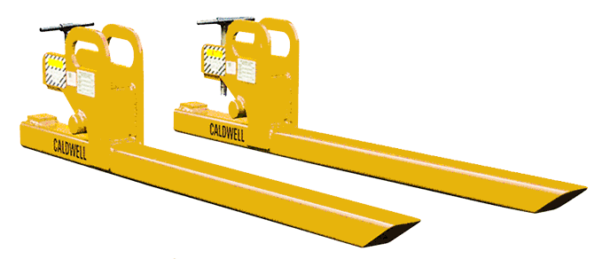 Model COF Clamp-On Bucket Forks