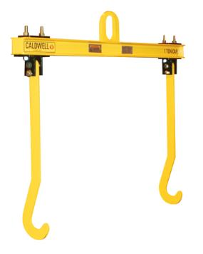Model 23SQ Quickship Roll Lifting Beam