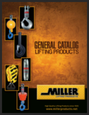 Miller Lifting Products - Catalog