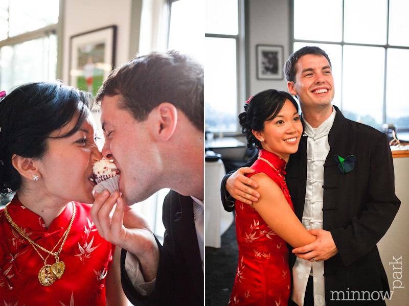 wendi and luke wedding at nyack college upstate NY