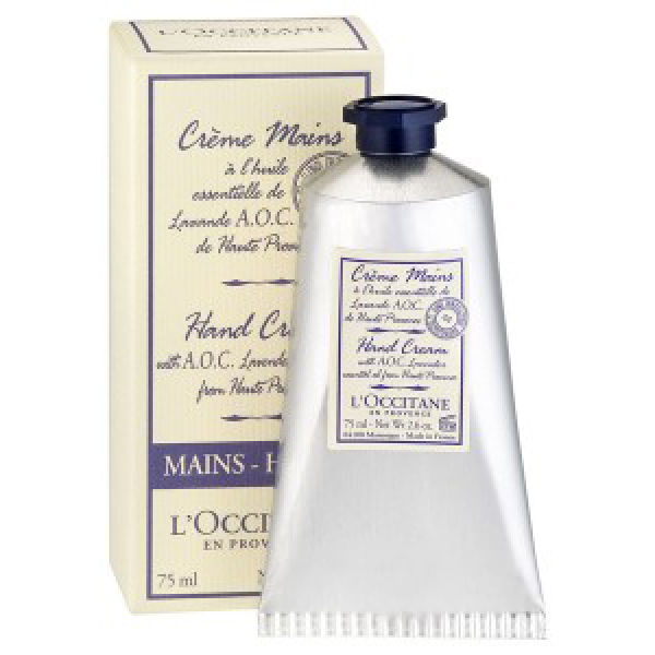 l'occitaine lavender hand cream