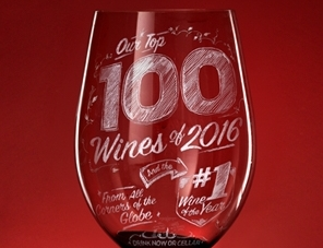 WINE ENTHUSIAST - TOP 100