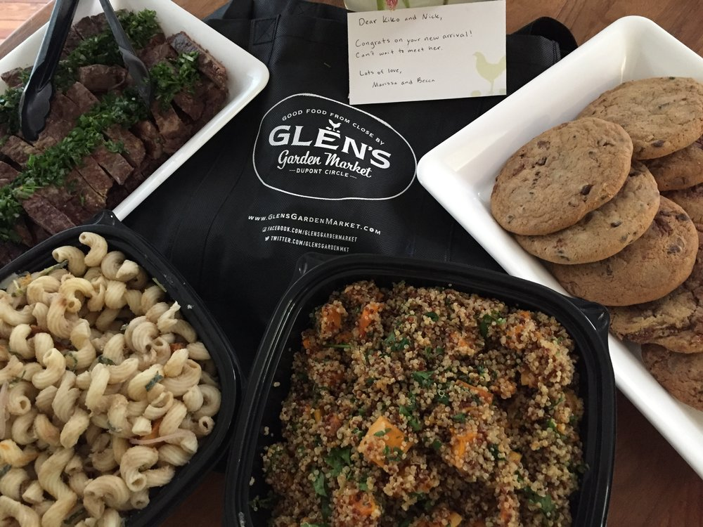Glen's to feed an army