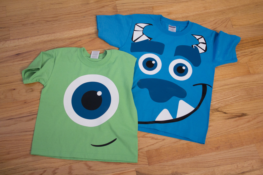 Mike And Sulley T Shirts Froglegs Studios Designs By
