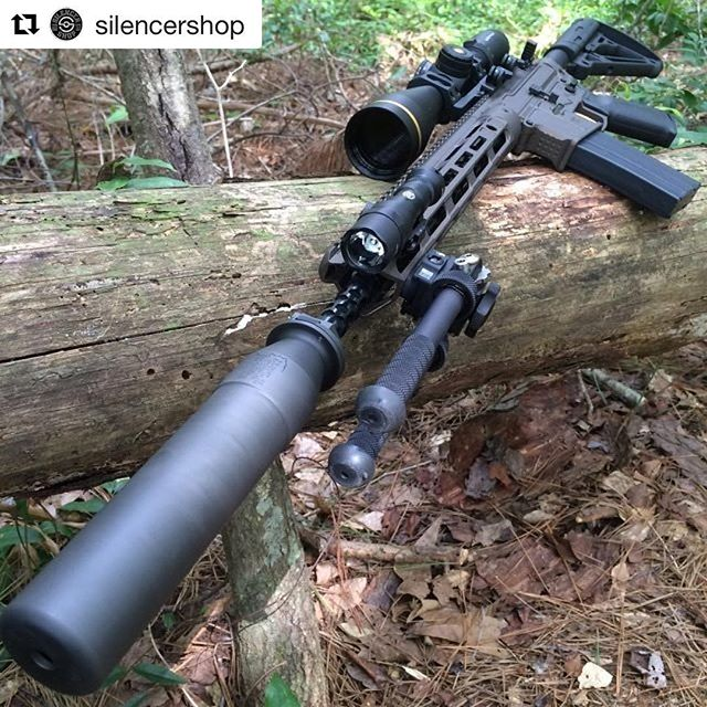 #Repost @silencershop with @repostapp ・・・ Modern Outfitters Modern Carbine in 6.8 SPC with the Sig 762TIQD.  #silencershop #silencers #silencer #silencersdaily #suppressor #igmilitia #guns #gunsdaily #pewpewpew #gunchannels#modernoutfitters #moderncarbine #shopmo #mc6 @modernoutfitters @weaponsdaily @sigsauerinc #sig #sigsauerusa