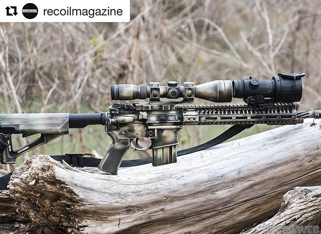 #Repost @recoilmagazine with @repostapp ・・・ @modernoutfitters @moderncarbine MC5 with night device from @nightlongind  #recoilmagazine #modernoutfitters #moderncarbine #mc5 @shopmo