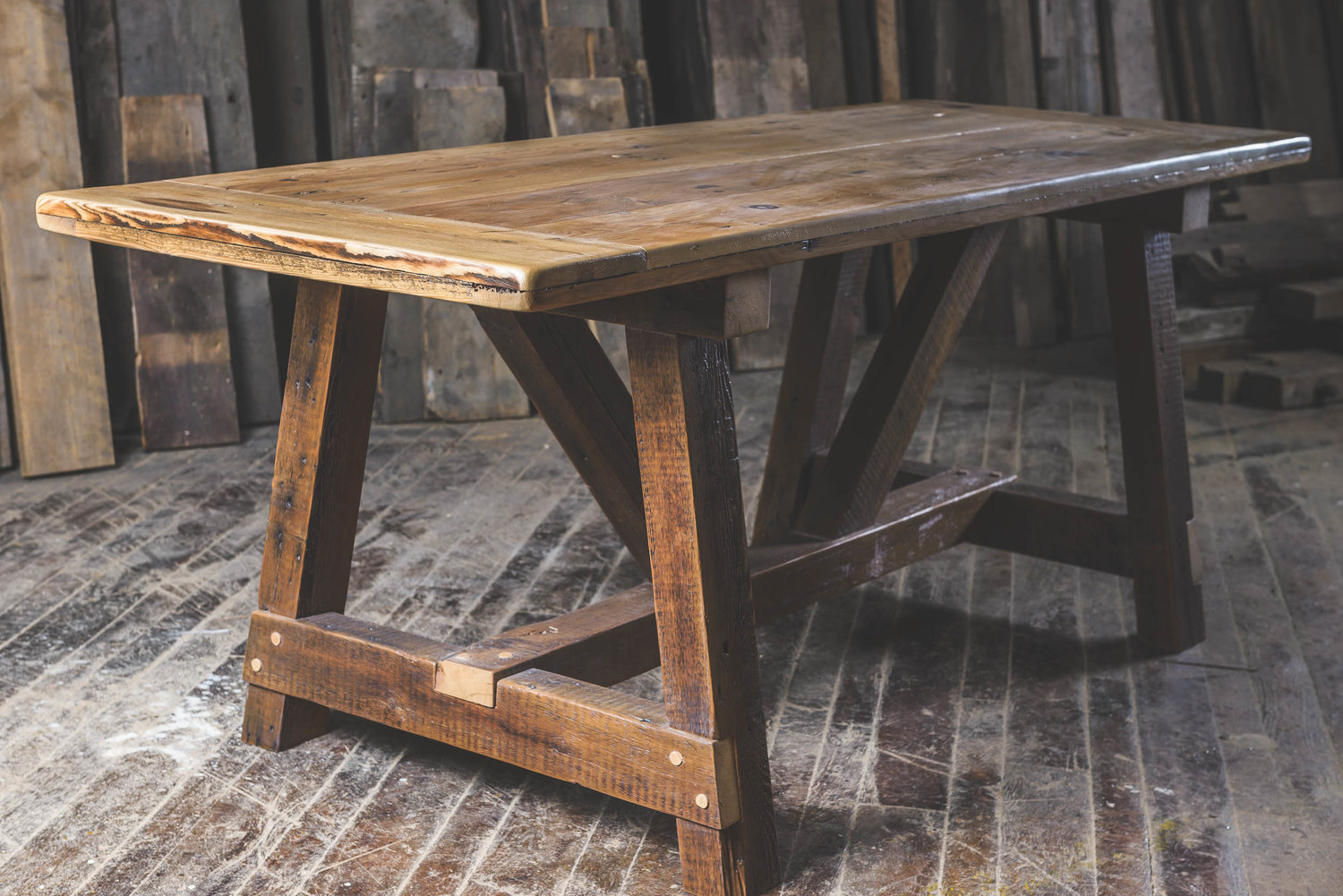 Arcart Furniture Reclaimed Woodworking Ma