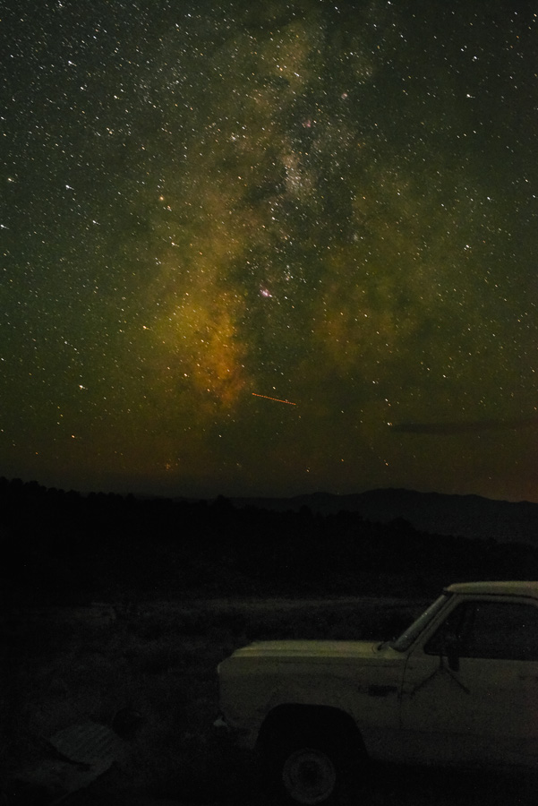 milky way nevada