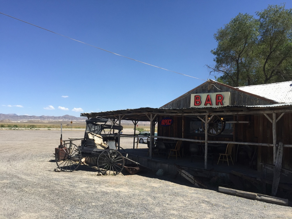 bar Middlegate, Nevada
