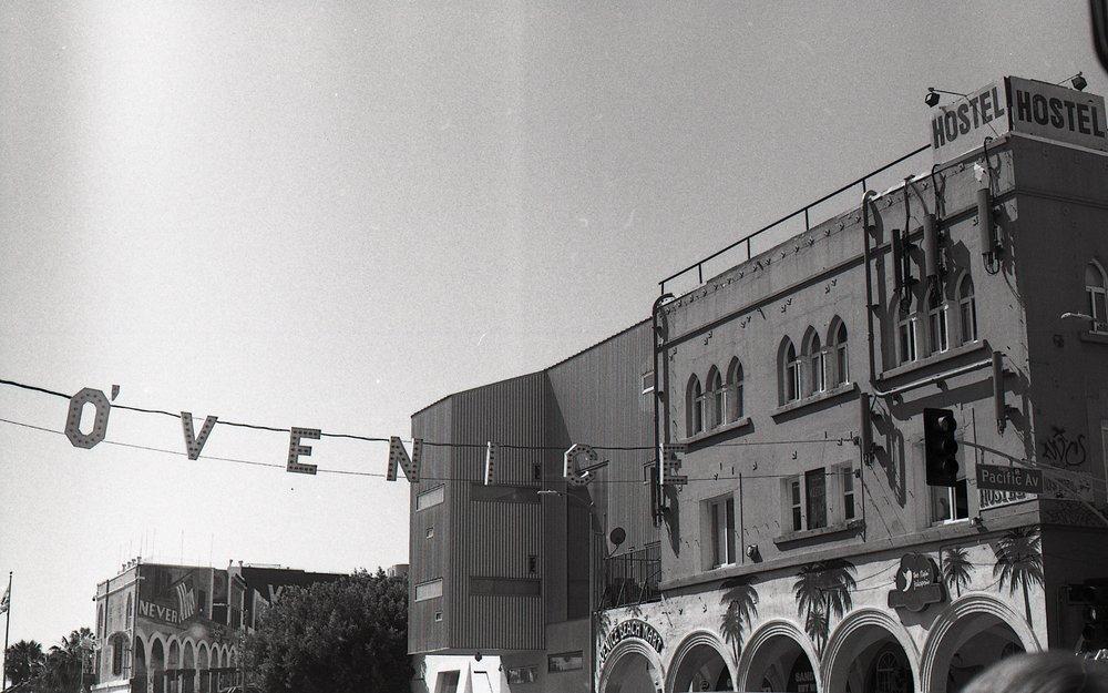 Shot on Ilford Delta 100 film with a Praktica MTL3